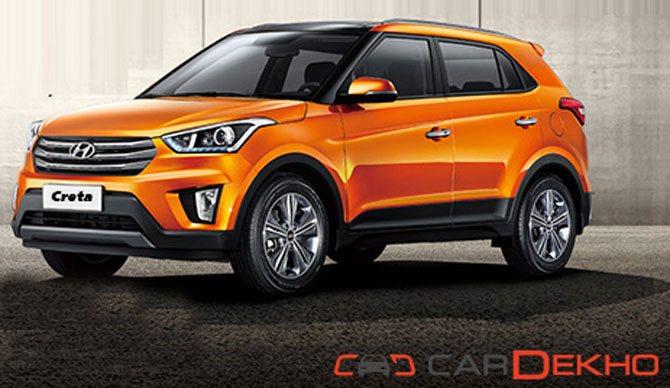Hyundai Creta will certainly get your heartbeats racing
