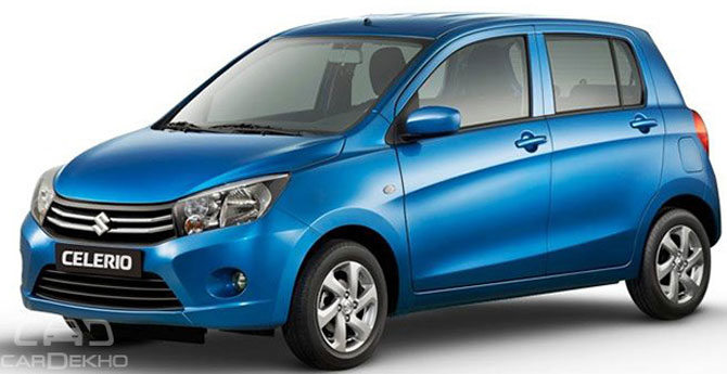 Maruti Celerio diesel and its 3 closest rivals