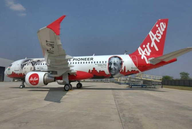 AirAsia India to double fleet; start int'l services