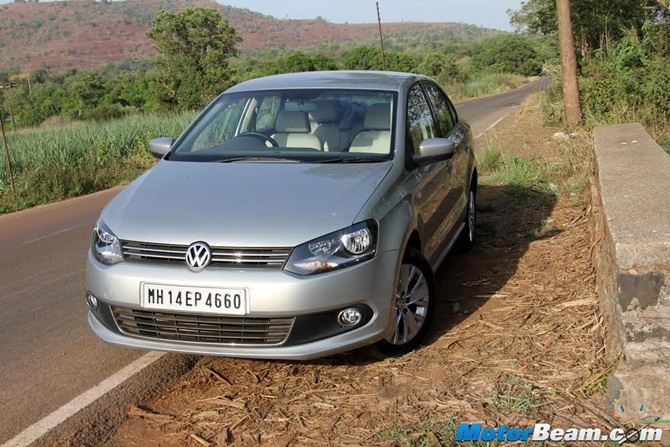 Volkswagen Vento: Timeless design, good performance
