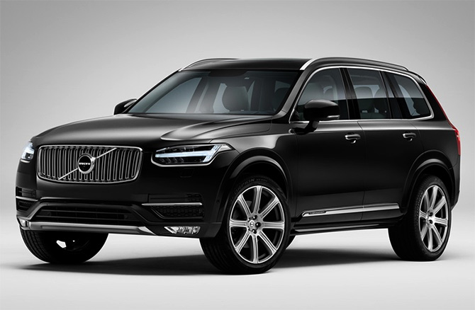 Volvo unveils all new XC90 at Rs 77.9 lakh