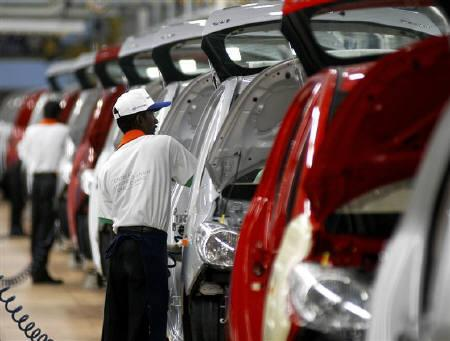 What's triggering major job churns in the auto sector