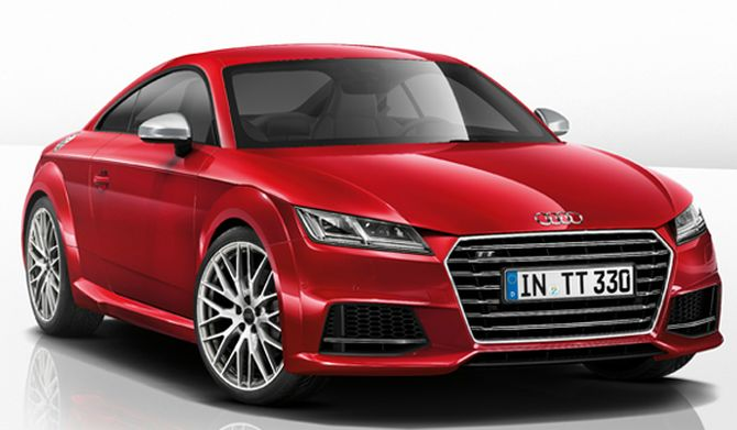 Audi TT: A practical, luxurious car but price is a dampener