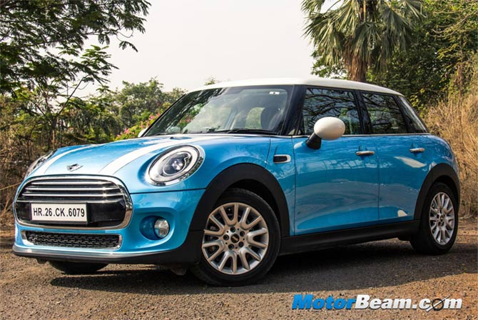 First drive: Mini Cooper, an awesome hatchback money can buy