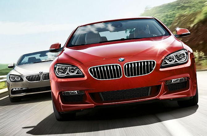 BMW will raise car prices in India by up to 3% starting 2016