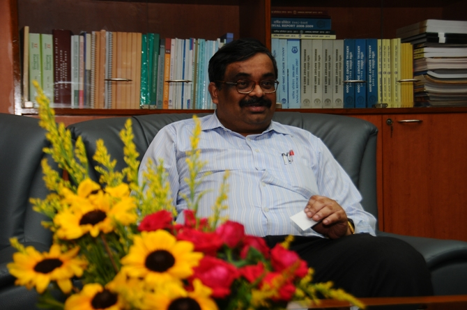 IIT Kharagpur director