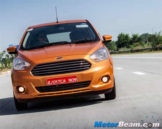 Stylish  &  safe, the new Ford Figo is a great hatchback