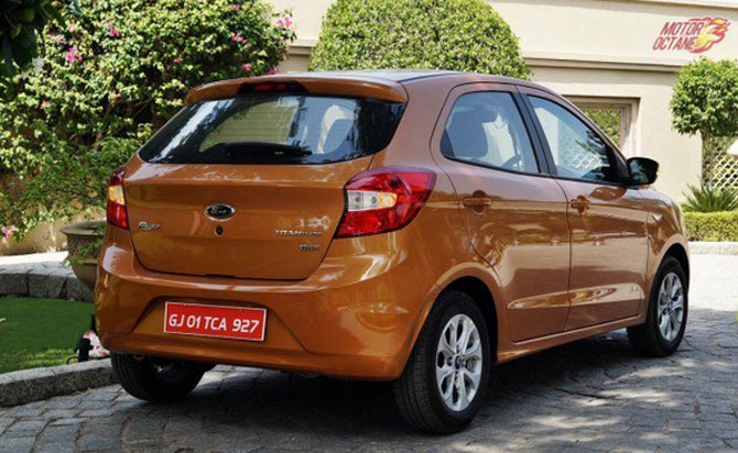 The All New Ford Figo Is Mainly Targeted Towards The Youth Rediff