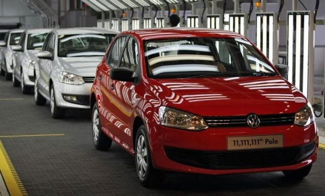 NGT asks Volkswagen India to deposit Rs 100 cr for flouting emission norms