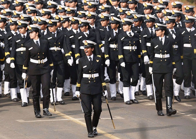 SC okays permanent commission for women in navy