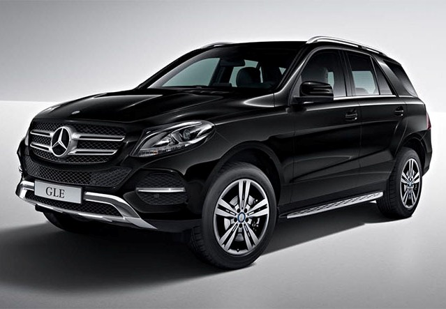 Mercedes launches SUV GLE in India @ Rs 58.90 lakh