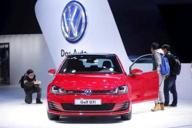 Repentant VW to expand compensation programme to larger cars