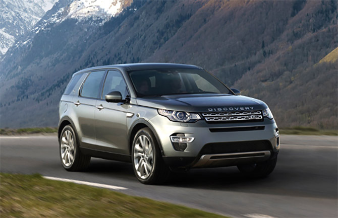 JLR launches Discovery Sport @ Rs 46.1 lakh