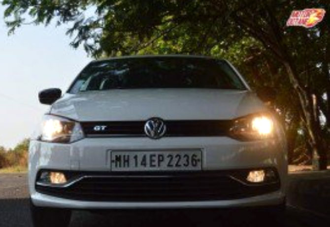 Check out the new VW Polo GT