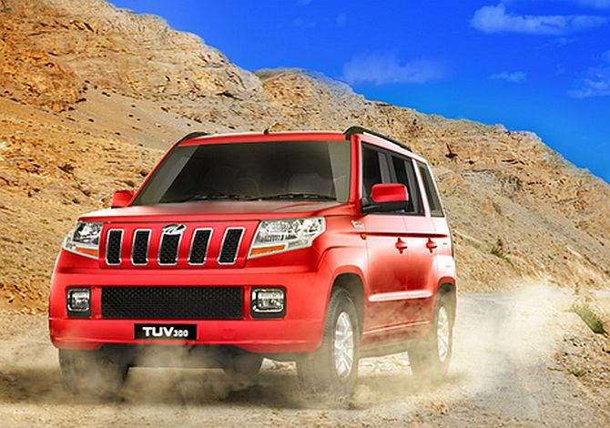 TUV 300 may not be a game changer for Mahindra so soon