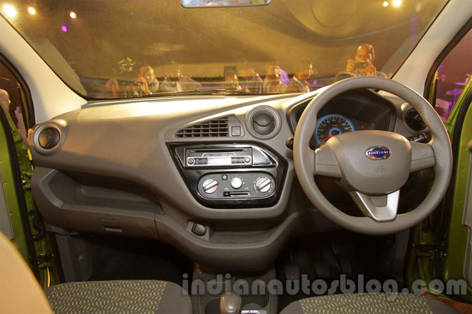 Datsun S Redi Go Revs Up Low Cost Entry To Motown Rediff Com Business