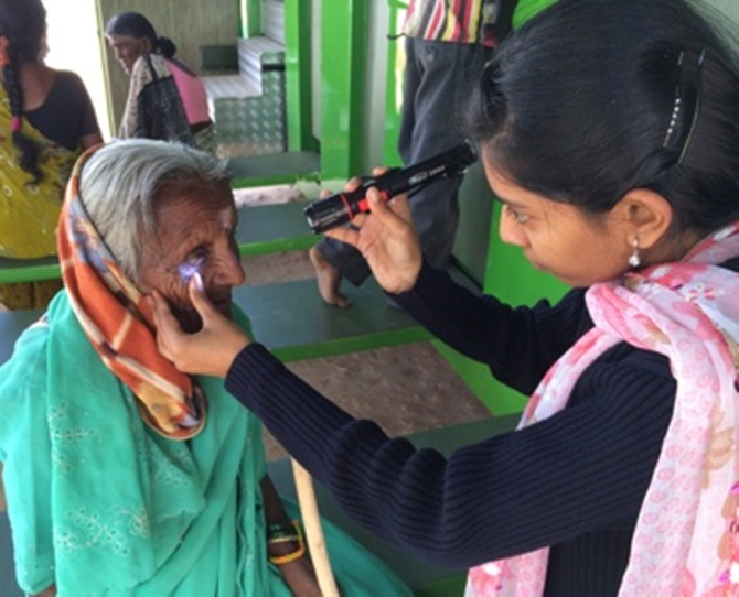 Nilekani's start-up Drishti offers affordable eye care