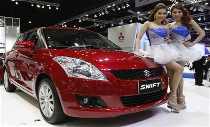 Maruti, Hyundai clock double-digit growth in July