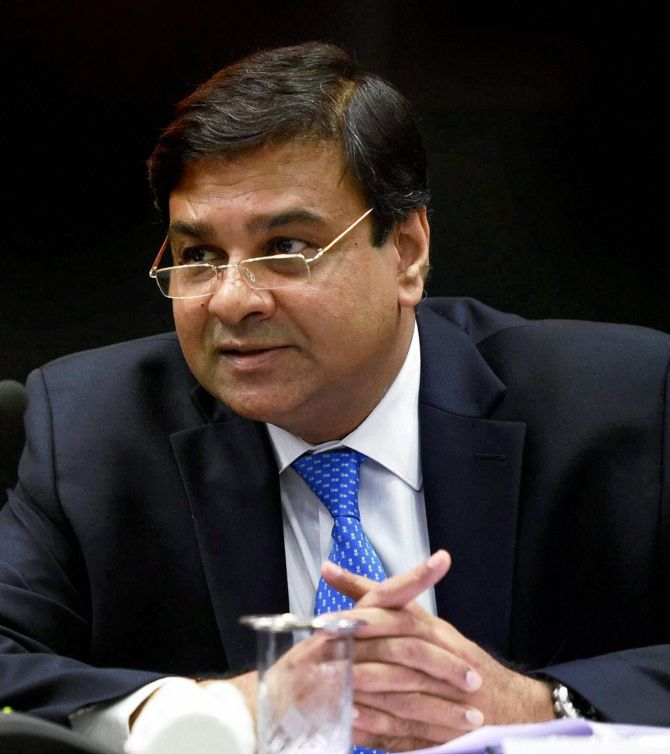 Timeline of events that preceded Urjit Patel's resignation