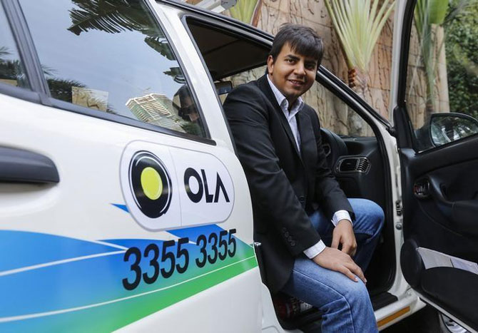 Ola rewards employees with Rs 400-cr stocks