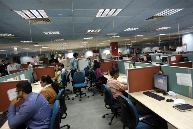 With core business shaky, IT services cos to take hit