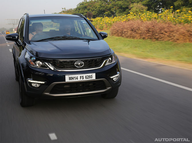 Tata Hexa: Evolution of a new era