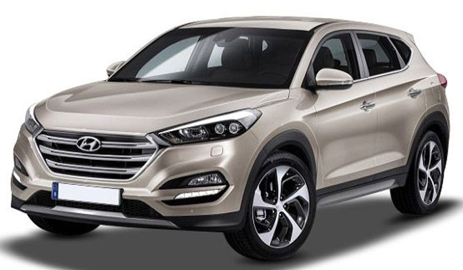 Hyundai unveils SUV Tucson, eyes 2 new models every year