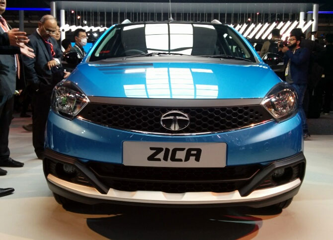The Zica Sedan Will Be Launched With A 1 2 Litre Petrol Engine And 05 Sel