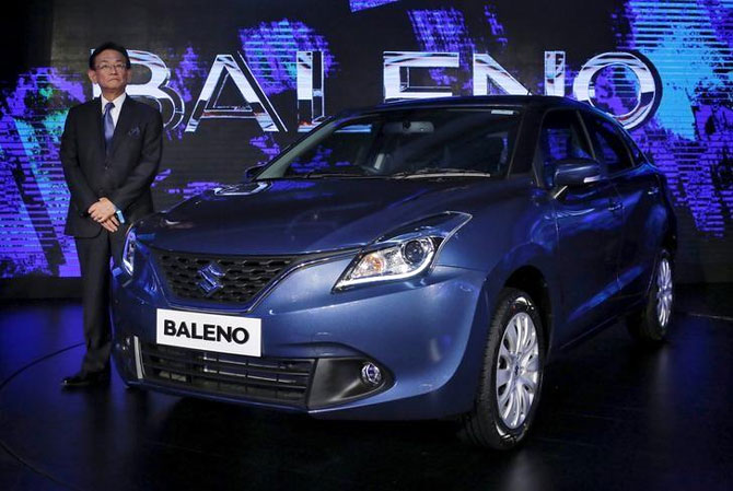 Compact segment boosts Maruti's October sales by 4.5%