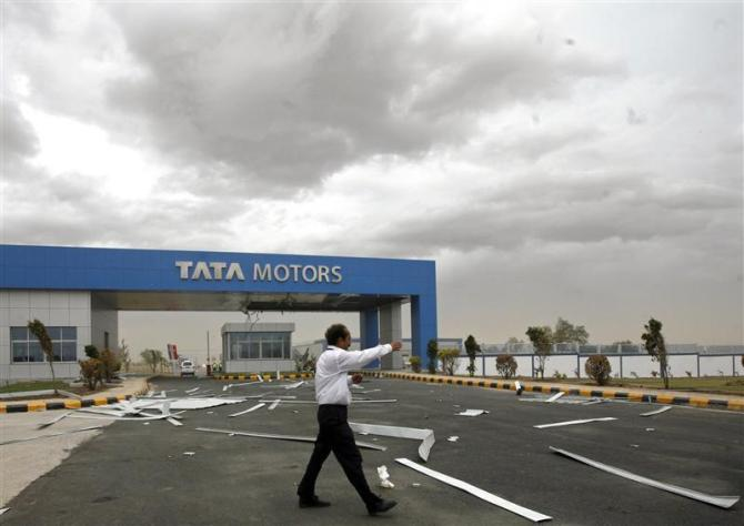 Tata Motors' Sanand plant hit by strike