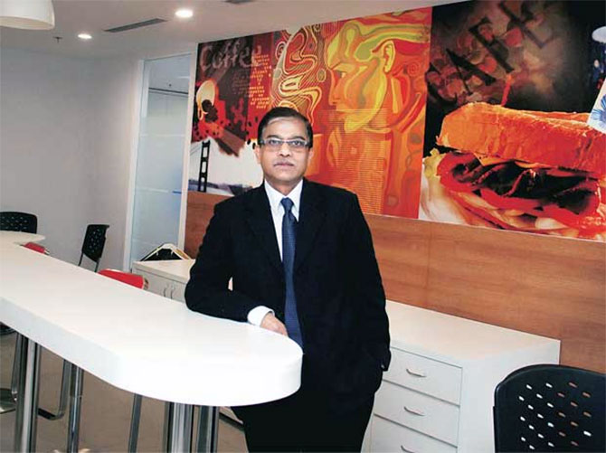 Meet the man behind GST's IT backbone
