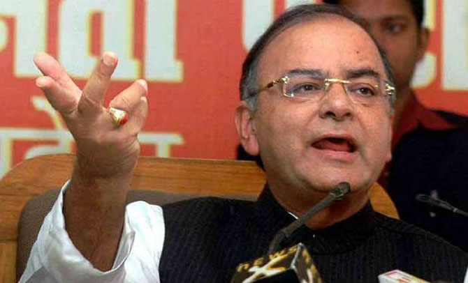 Note ban objective was to squeeze out cash: Jaitley
