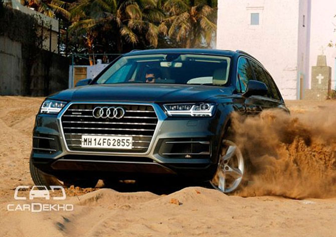 Why Audi Q7 is 'better' than Mercedes-Benz GLS and BMW X5