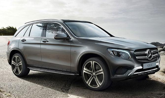 Mercedes-Benz GLC: Glamour meets comfort