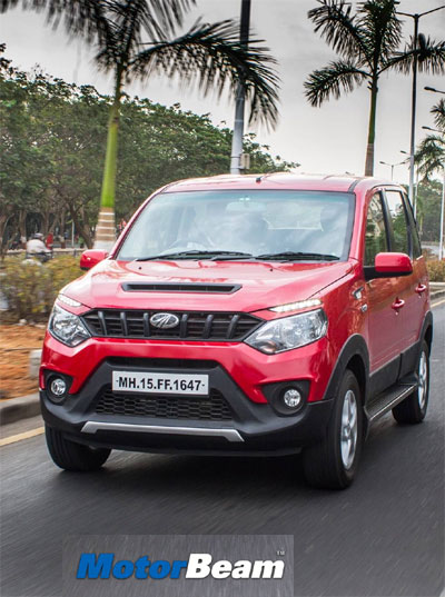 Mahindra NuvoSport is neither refined nor cheap!