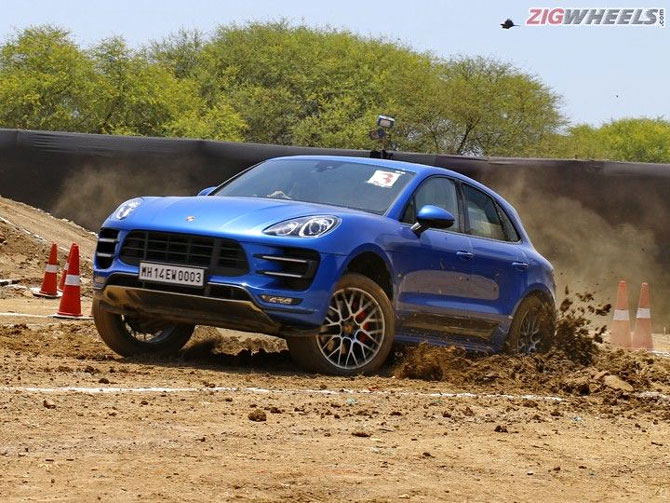 Porsche Macan is luxurious, fast and expensive!