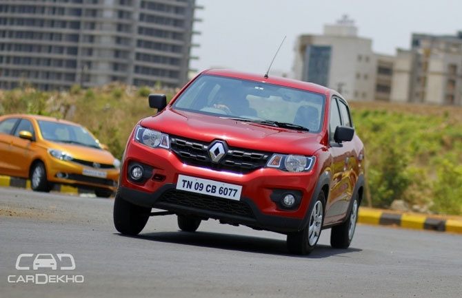 Why Tata Tiago is better than Renault Kwid - Rediff com Business