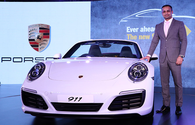 Porsche launches new 911 model priced up to Rs 2.66 cr