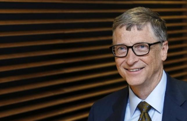 Image Bill Gates Remains The World S Richest Person Photograph Reuters
