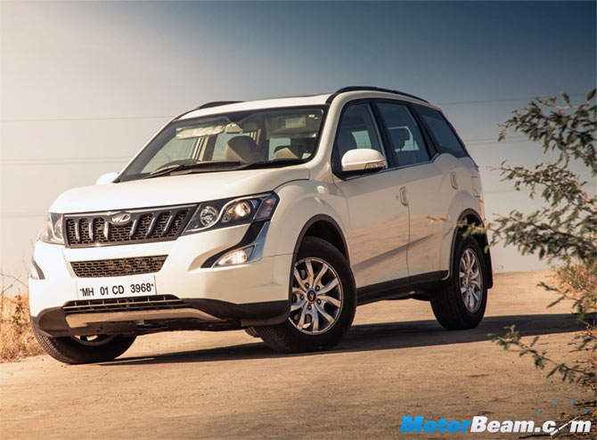 Automatic XUV500 will keep its owners happy
