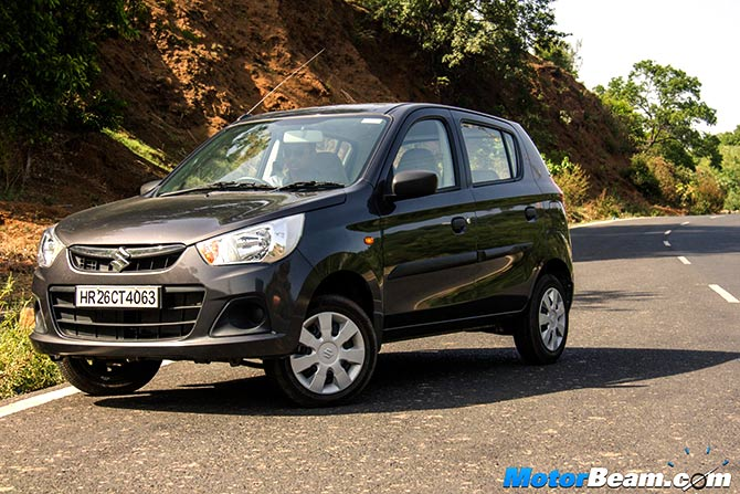 10 best selling cars in April, Maruti Alto tops