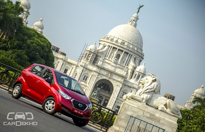 Review: Datsun redi-GO is a mixed bag