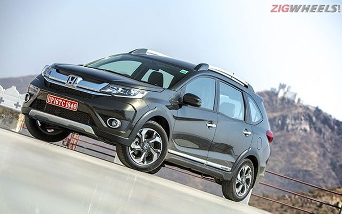 Honda BR-V is not your average SUV