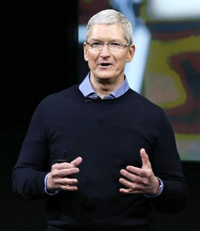 Bullish on India, says Apple's Tim Cook