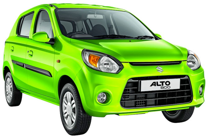 Will the new Alto 800 make you happy?