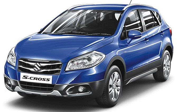Maruti to replace faulty brake part in 20K units of S-Cross