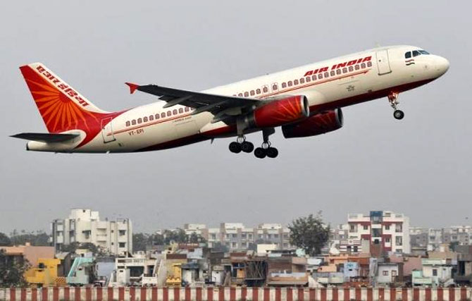 Air India confronts a debt of Rs 46,000 crore