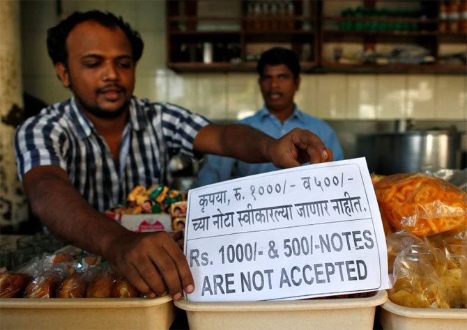 FinMin officials to brief panel on note-ban 20/1