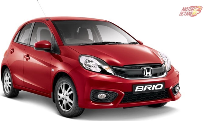 All new Honda Brio launched. Price starts at Rs 4.69 lakh