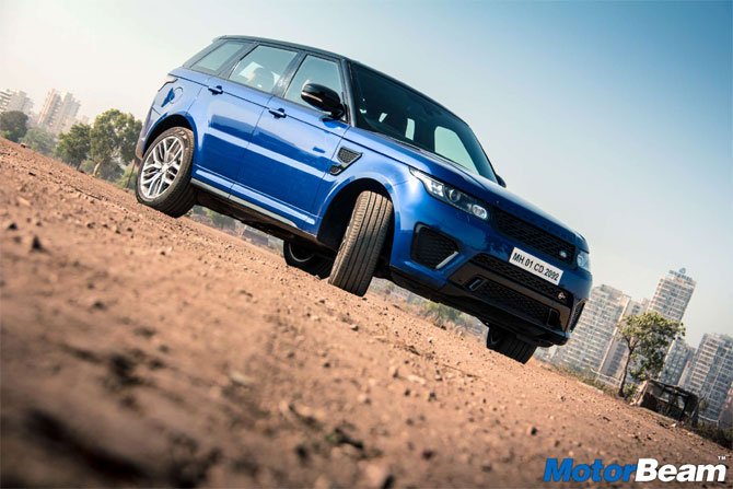 Check out the new Range Rover Sport!